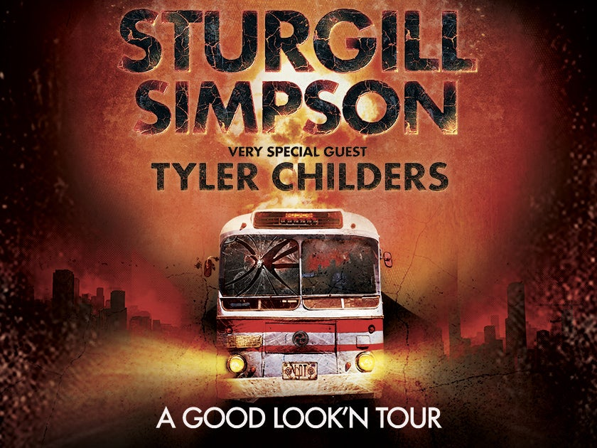POSTPONED - Sturgill Simpson: A Good Look'n Tour with very special guest Tyler Childers