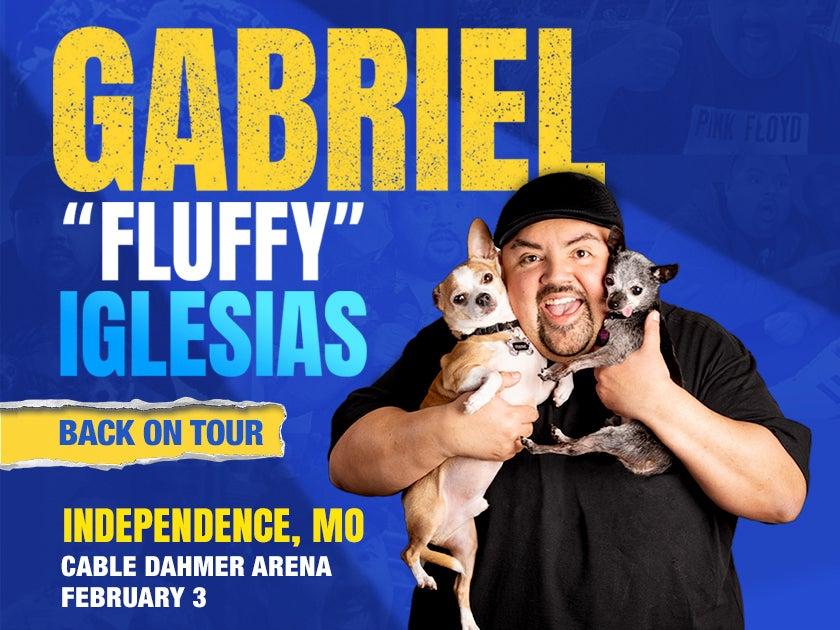 "Gabriel "" Fluffy"" Iglesias Back On Tour"