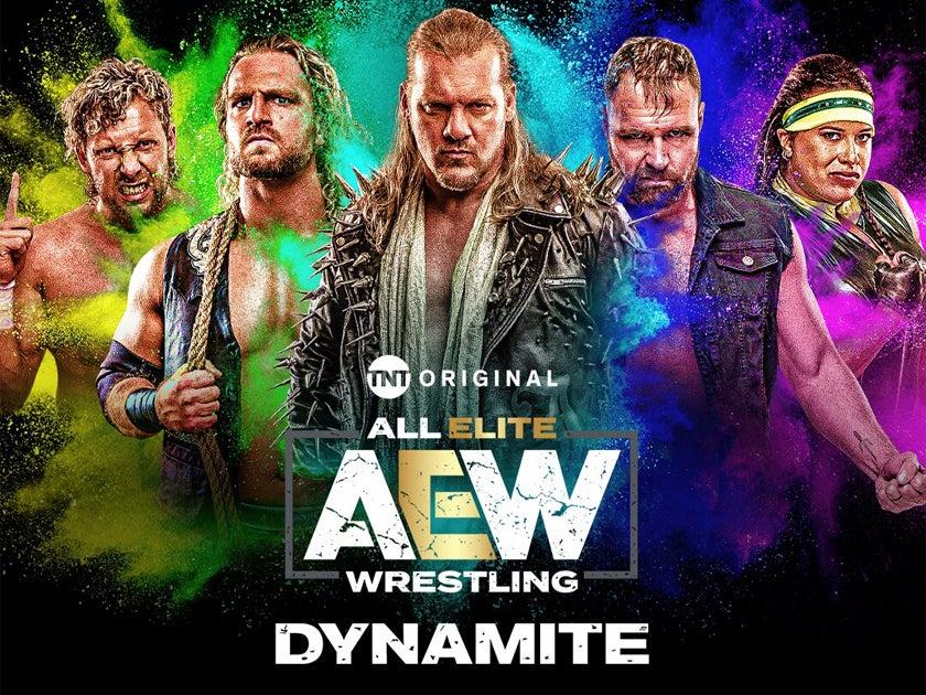 AEW Presents Dynamite