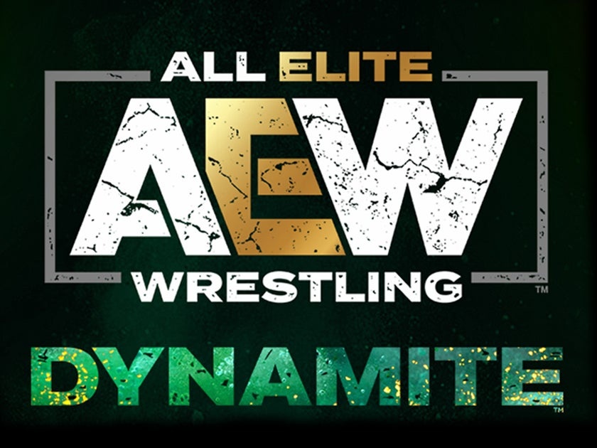 More Info for AEW Presents Dynamite