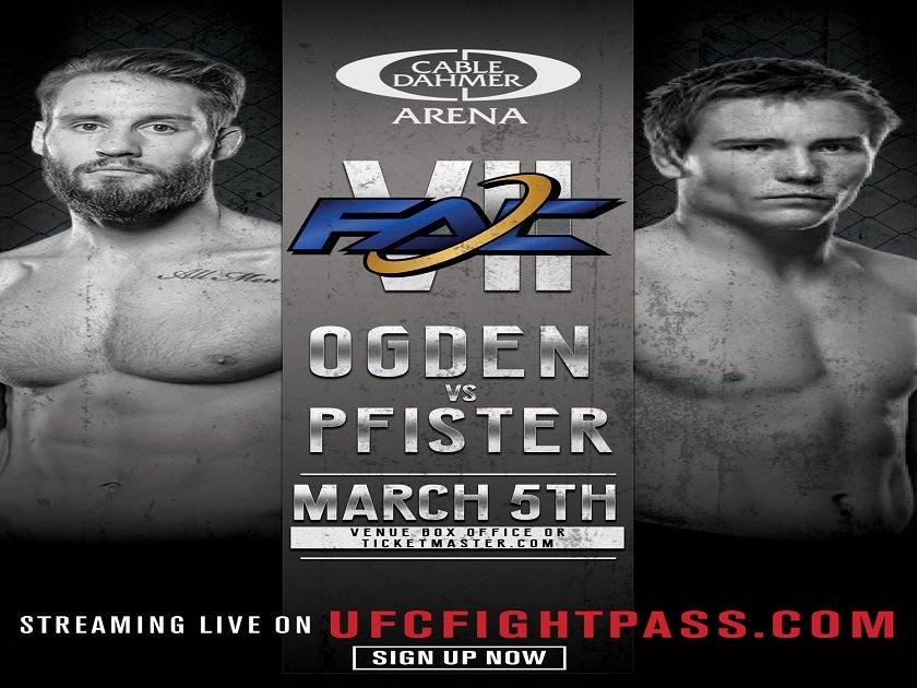More Info for FAC MMA Fight Night