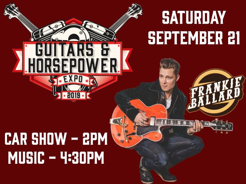 More Info for Guitars and Horsepower