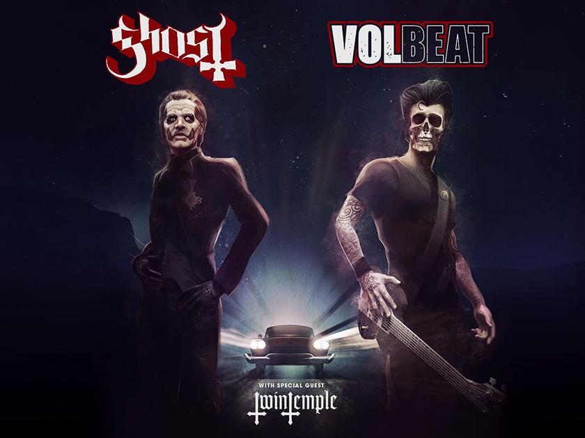 Ghost & Volbeat