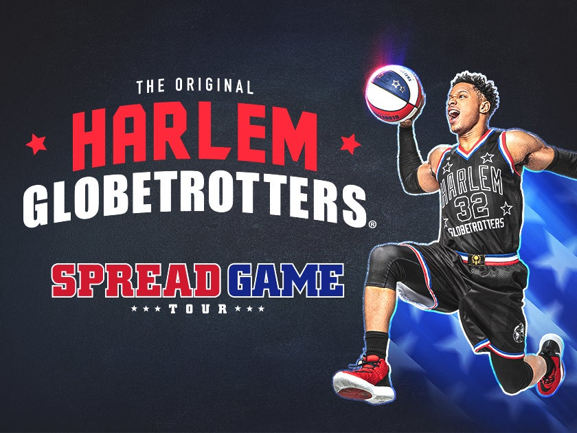 More Info for The Harlem Globetrotters