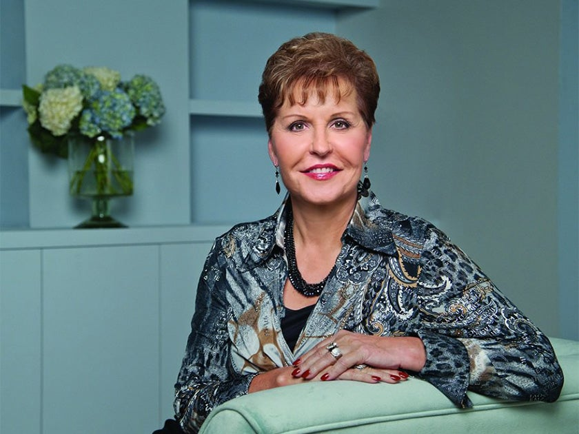 More Info for CANCELED - Joyce Meyer Conference Tour 2020
