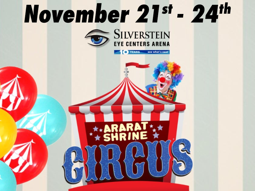 The 84th Annual Ararat Shrine Circus