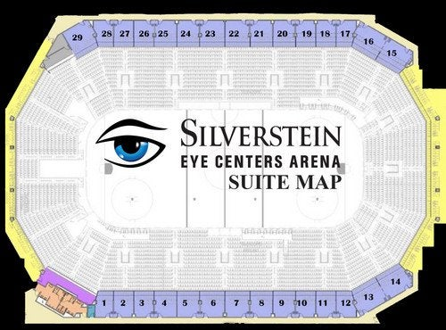 Suite Seating Chart