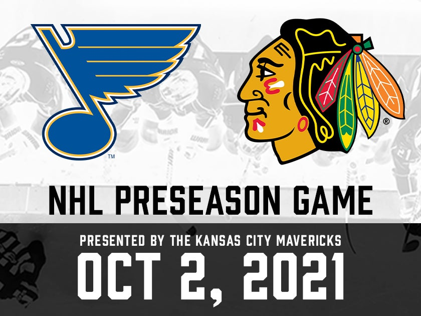 St. Louis Blues and Chicago Blackhawks