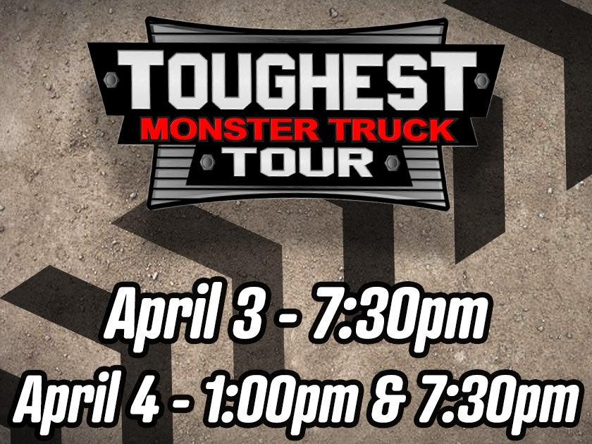 Toughest Monster Truck Tour 2020
