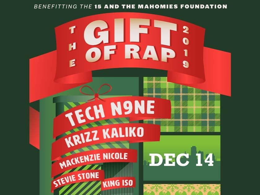 More Info for Tech N9ne's Gift of Rap