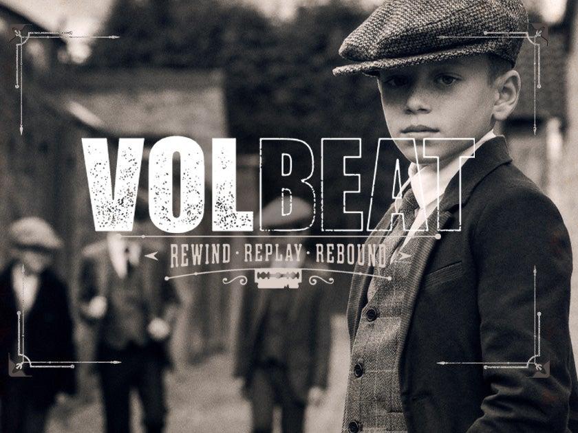 More Info for POSTPONED - Volbeat