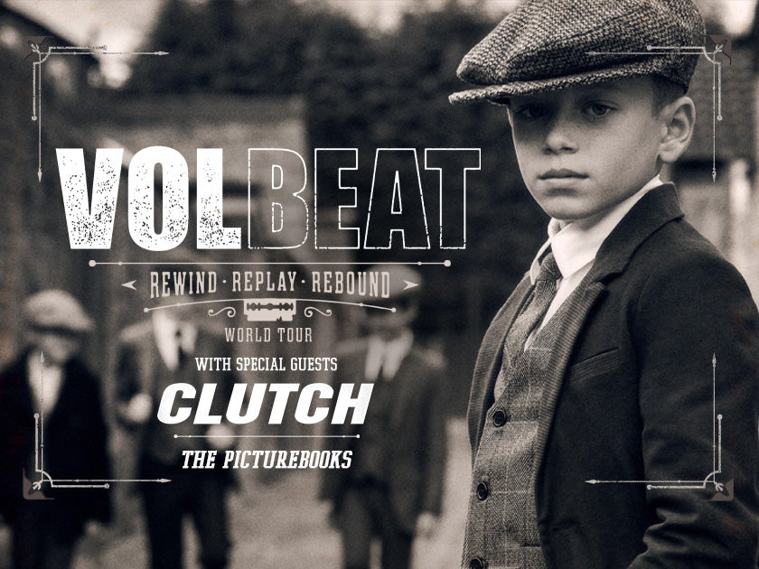 POSTPONED - Volbeat