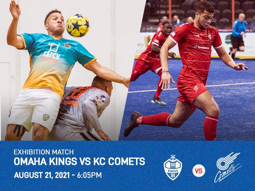 More Info for Omaha Kings VS Kansas City Comets